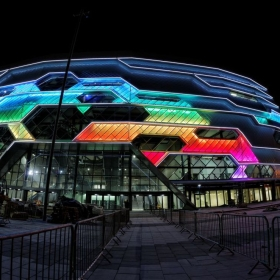 LEEDS Arena Pixel