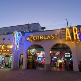 Belmont Park Arcade LazerBlast
