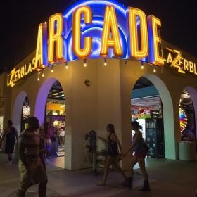 Belmont Park Arcade