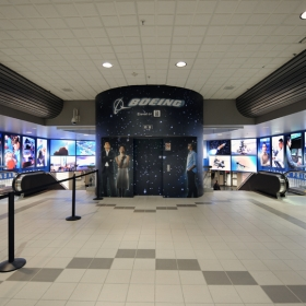Elevator & Lobby Display