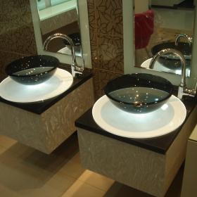 Restroom Vanity