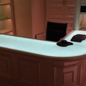 Quartz Desk
