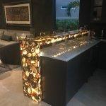 Black Agate Bar