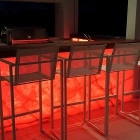 RGB Patio BBQ Bar