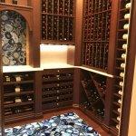 Wine Room Floor